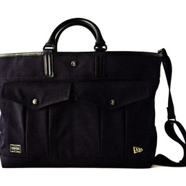 PORTER x New Era - Porter x New Era Tokyo Store Exclusive 2-way Bag