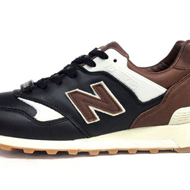 new balance - CM577 「JOE LOUIS」 「BURN RUBBER」