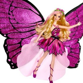Barbie - MATTEL BARBIE MARIPOSA LEAD DOLL