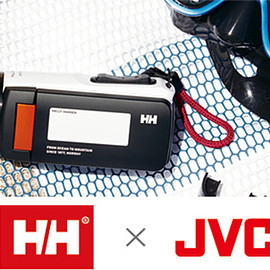 "JVC - EVERIO R ""HELLY HANSEN""リミテッド"