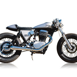 Gasoline Motor Co. - savage / Suzuki S40