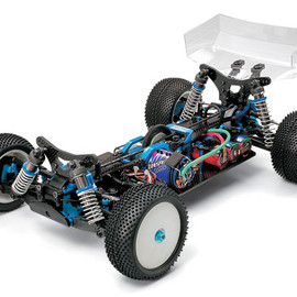 TAMIYA - TRF501X WORLD EDITION