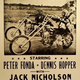 Dennis Hopper Out of the Sixties