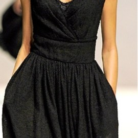 Dolce & Gabbana - love this dress