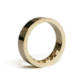 Yoon Jung Yun - Inner Message ring - Gold