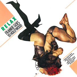 Frankie Goes To Hollywood - relax-snapped pack