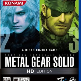 KONAMI, A HIDEO KOJIMA GAME - METAL GEAR SOLID HD EDITION for PS VITA
