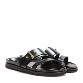 Alexander McQueen - Leather sandals