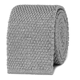TOM FORD - 6cm Knitted Silk Tie