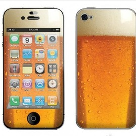Beer glass-like,iPhone case