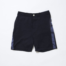 sacai - Lined Knit Shorts