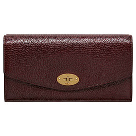Mulberry - Mulberry Darley Grain Veg Tanned Leather Medium Wallet