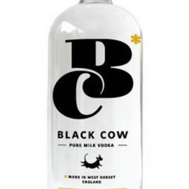 Black Cow - Black Cow vodka (made in Dorset, England)