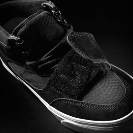 Vans Syndicate - Mt. Edition - Warriors (Black)
