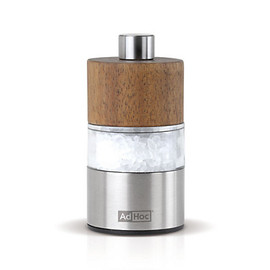 AdHoc - Wood & Steel Spice Mill