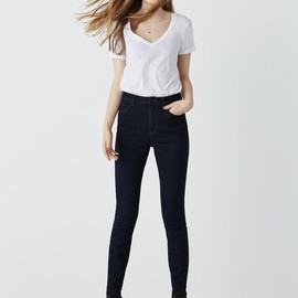 Articles of Society - Articles of Society Halley High Waist Stretch Skinny Jeans