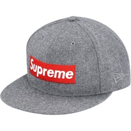 Supreme - Loro Piana® Box Logo New Era