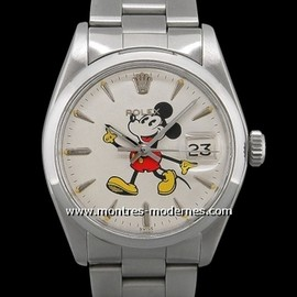 ROLEX - OYSTER MICKEY MOUSE WATCH