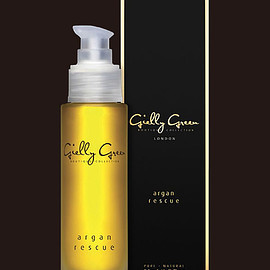 Gielly Green - Argan rescue hair oil
