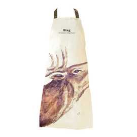 gift republic - Wild Animals Apron STAG
