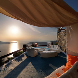 Santorini - Tholos Luxury Hotel Resort