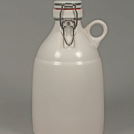 Portland Growler Company - The Loop-gloss white