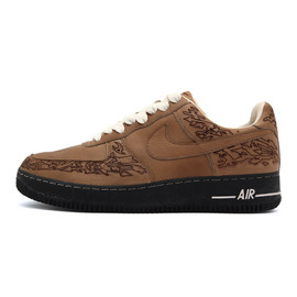 Nike - NIKE AIR FORCE 1 BY STEPHAN MAZE GEORGES LASER PACK