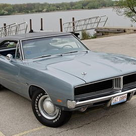 Dodge - FEATURE: 1969 Dodge Charger R/T Hard to beat the long lines of a classic Mopar!