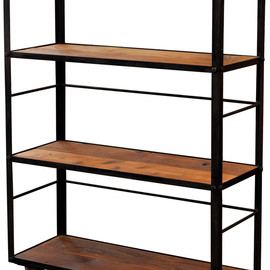 ANTRY - Iron Book Shelf
