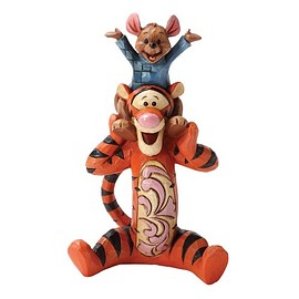 Disney Traditions - Tigger and Roo Bestest Pals