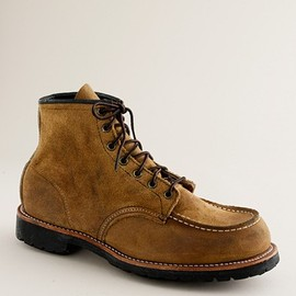 Red WingR for J.Crew - sandblasted classic boots