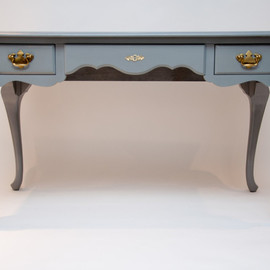 suttonchao - Vintage French Writing Desk