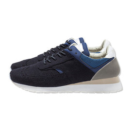 "1LDK - OPINE ""WOOL""[NAVY]"