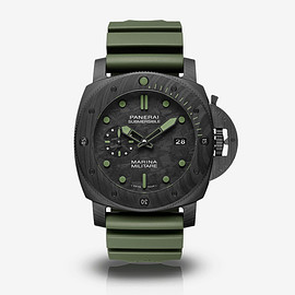 PANERAI - SUBMERSIBLE MARINA MILITARE CARBOTECH™ - 47MM