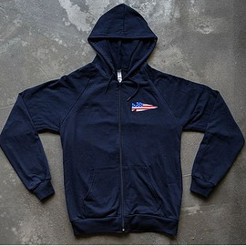 GORUCK - Red White And Blue Spearhead Hoodie