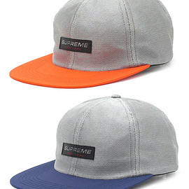 SUPREME(シュプリーム) - MetallicMeshCompetition6-Panel(キャップ)265-000562-013+【新品】
