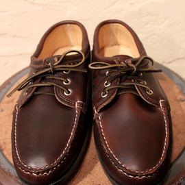 Quoddy - Blucher (Brown)