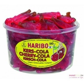 HARIBO - TUBE CHERRY COLA HARIBO x150