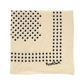 MARGARET HOWELL - ARCHIVE SPOT SCARF