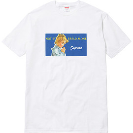 Supreme - Bread Alone Tee
