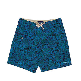 Patagonia - Men's Printed Stretch Plaining Board Shorts-MDYN