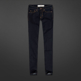 Abercrombie & Fitch - The A&F Super Skinny Jeans