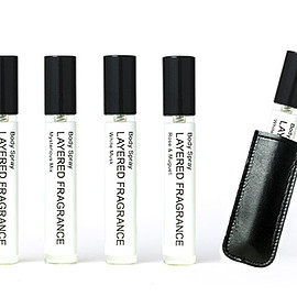 LAYERED FRAGRANCE - Mini Collection