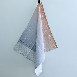 Mae Engelgeer - MOD collection Tea Towel (pastel)