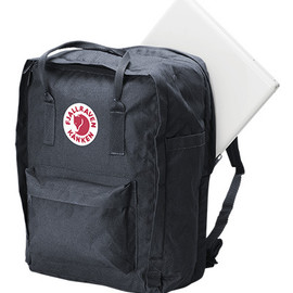 FJALLRAVEN - Graphite Kanken Laptop 13