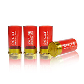 Mustard - 12 gauge shot glass