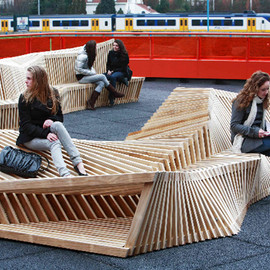 Remy & Veenhuizen - Reef Benches