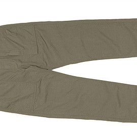 ENGINEERED GARMENTS - Fatigue Pant-Outback Canvas-Olive