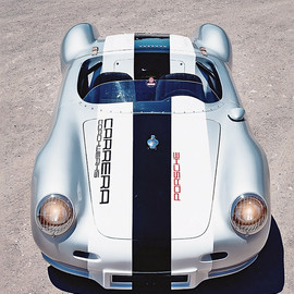 custom coachwerks - carrera coachwerks / PORSCHE 550 Spyder -Wide Body