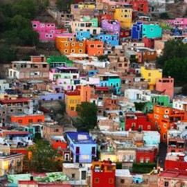 Mexico - colorful